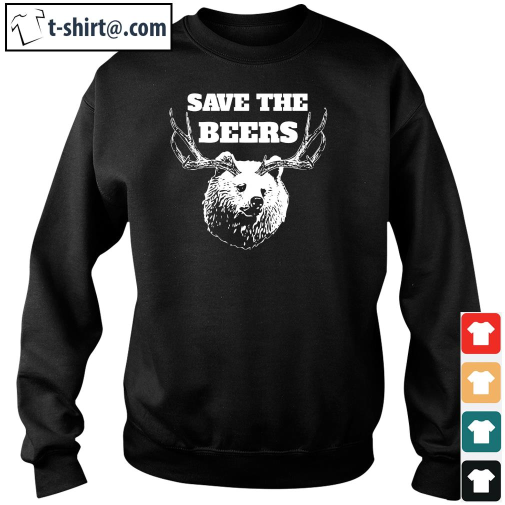 Save the beers s sweater